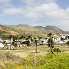 Unlike Fuerteventura the middle of Lanzarote is quite green and Haria is probably the greenest spot of all