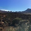 Massive caldera of Teide.  It's huge and 2,000 meters high!
