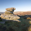 Some nice rocks by Higger Tor.  (Millstone Grit for the geologists)
