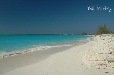 Bahamas, Long Island, Cape Santa Maria