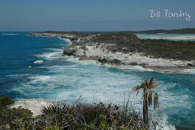Bahamas, Long Island, Columbus Point