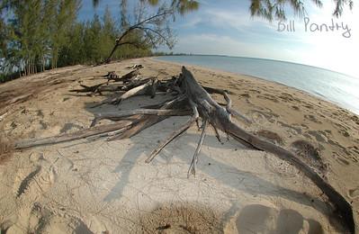 Bahamas, Long Island, Deal's Beach