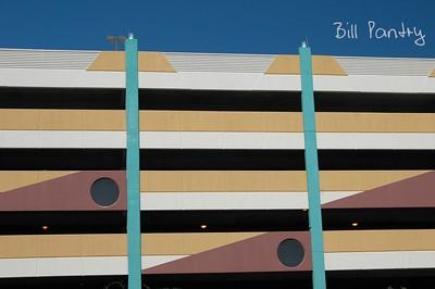 Channelside parking garage, Tampa