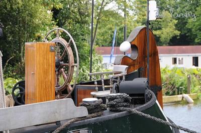 on the water, day three, stop at Zwartsluis