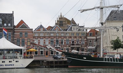 Kampen, on the water, day two