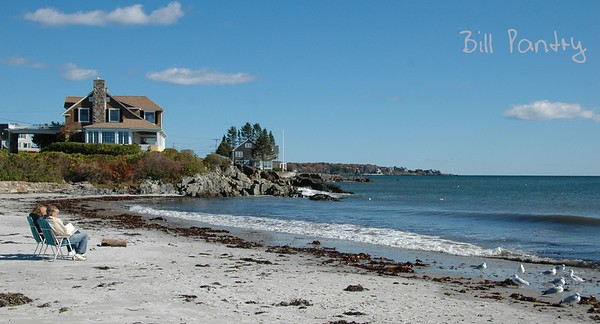 Mothers Beach, Lord's Point, Maine