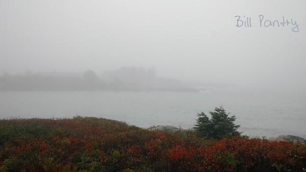 Bush Compound, Kennebunkport, Maine Coast