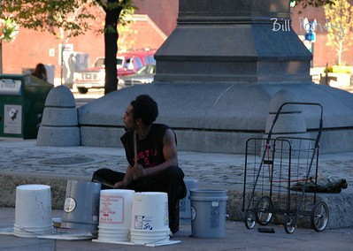 Faneuil Hall Square, Boston, Massachusetts