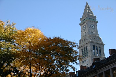 Marriott's Custom House, Boston, Massachusetts