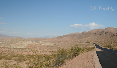 Lake Mead National Recreation Area, Northshore Road, Nevada