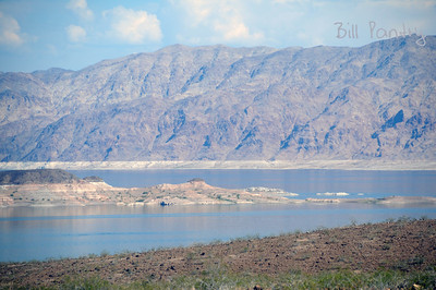 Lake Mead National Recreation Area, Lakeshore Road, Nevada