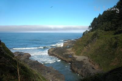 Devils Churn, Oregon Coast Hwy