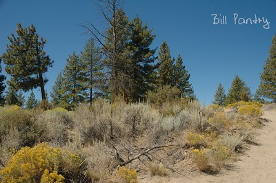 Hole-in-the-ground, Lake County, Oregon