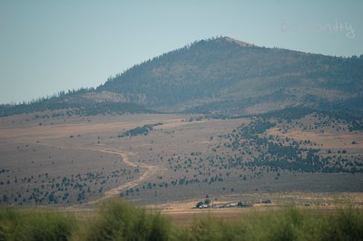 Egli Rim & Picture Rock Pass, heading south on Hwy 31, Oregon