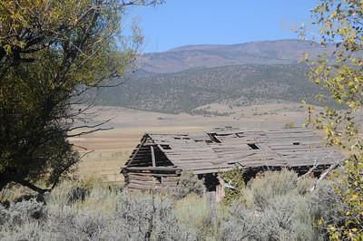East of Koosharem, Utah