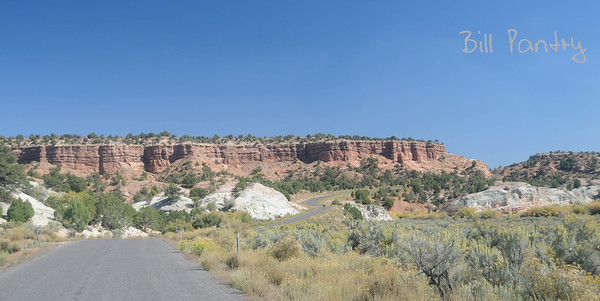 Kodachrome Basin State Park, off of Scenic Byway 12, Utah