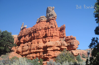 Scenic Byway 12, Bryce Canyon National Park, Utah