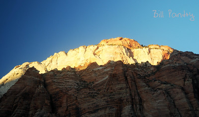 Hwy 9, Zion National Park, Utah