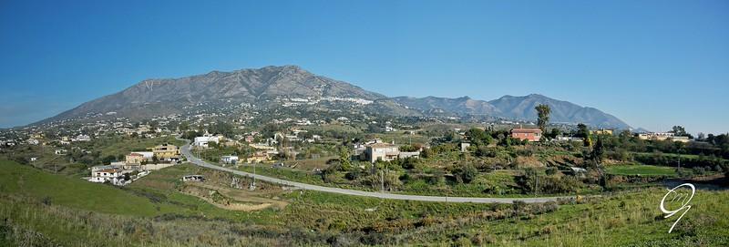 Panoramica de Mijas