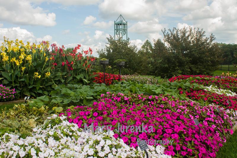 Iowa State University's Reiman Gardens