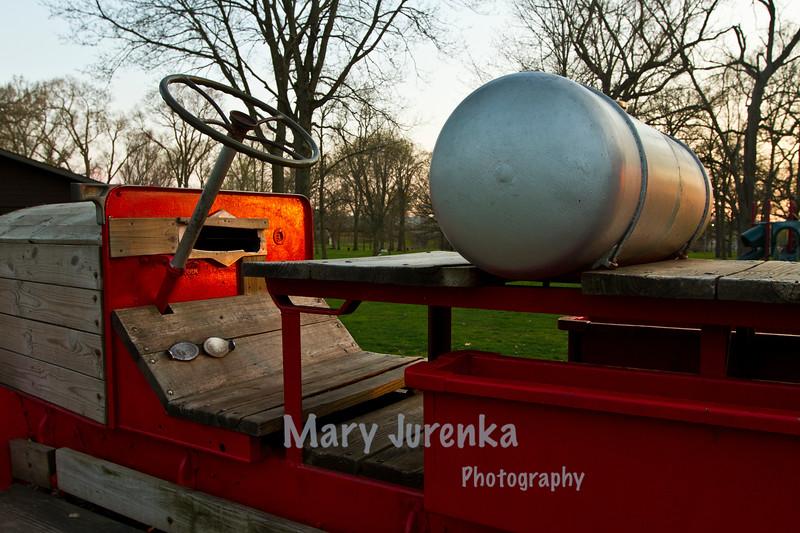 Brookside Park Firetruck