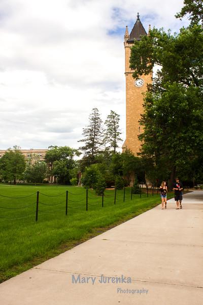 Iowa State University Campanile