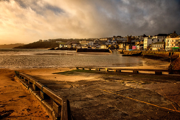 Sunrise in St. Ives