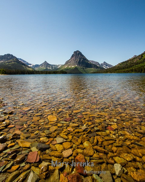 This was taken at Two Medicine in the southeast part of Glacier National Park.