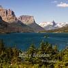 Saint Mary's Lake in Glacier National Park