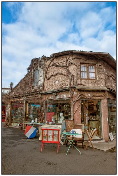 St-Ouen Flea Market