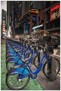 Bikes on Broadway