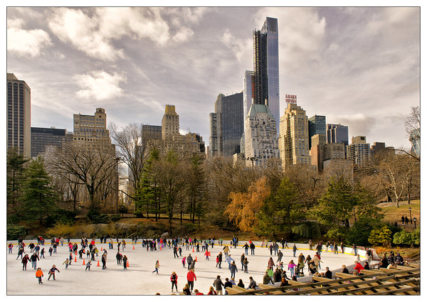 Wollman Rink - Central Park
