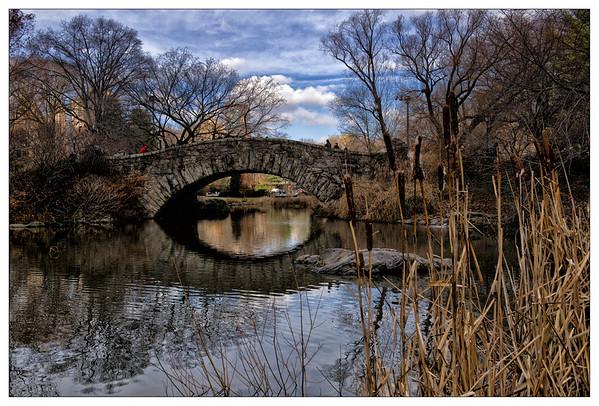 Central Park Serenity
