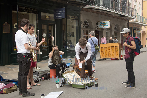 New Orleans Music