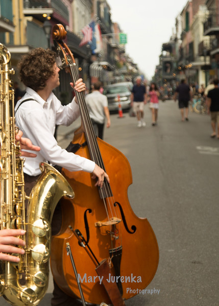 New Orleans Music by Mary Jurenka  Photography