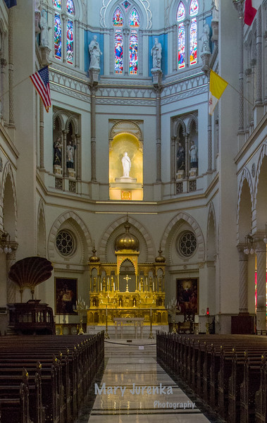Church of the Immaculate Conception in New Orleans