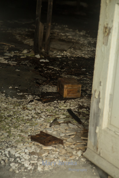 A Look Inside a Katrina Damaged Home in New Orleans