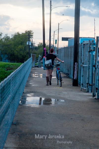 St. Claude's Avenue Bridge in New Orleans