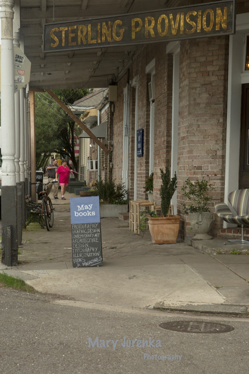 Shop in the Bywaters Neighborhood of New Orleans