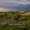 This photo of Theodore Roosevelt National Park was taken in July 2013.