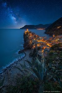 2017.26 - ItalyCT - Vernazza VII MilkyWay