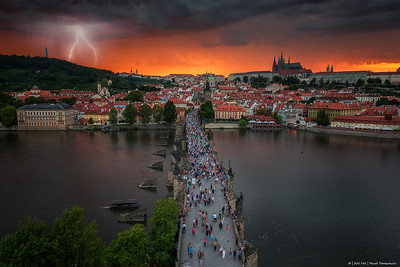 2017.92 - CzechRepublic - Prague - Charles Bridge