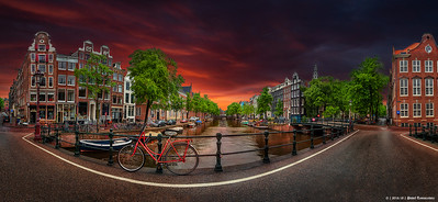 2016.18 - Pano - Amsterdam - V - Sunset - HRes