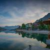 2017.94 - Montenegro - KotorBarSunrisePano