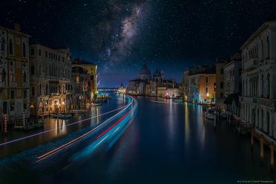 2016.85 - LE - Venice XIV - Accademia Bridge View III