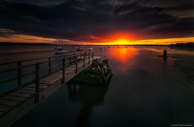 2018.8 - Hamworthy Pier IV - HRes