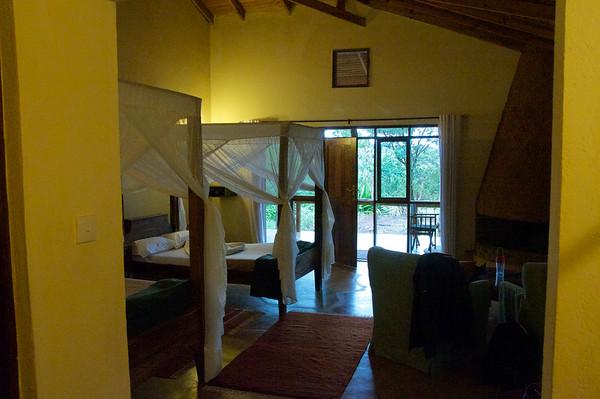 Our cottage at Ngorongoro Farm House