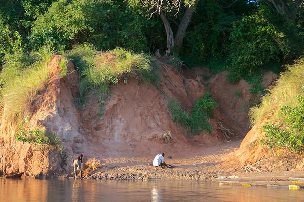 Selous Boat Safari