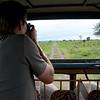 Photographing Kudu