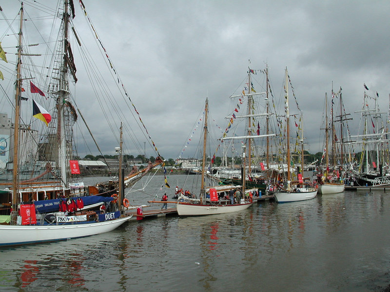 Tall Ship Festival, Waterford
